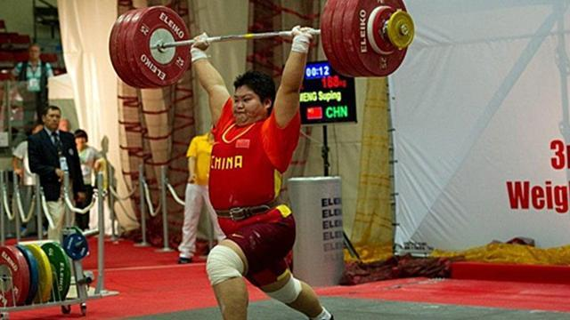 World University Championships  - Meng shatters record on final day
