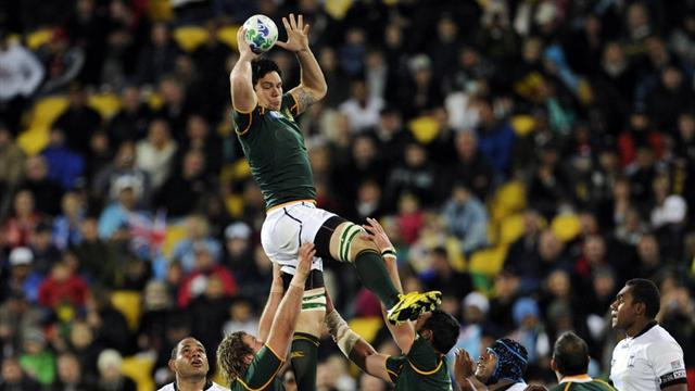 South Africa shuffle forwards for New Zealand Test