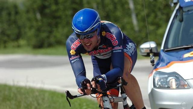 Cycling - Robert wins second stage as Palini stays in front