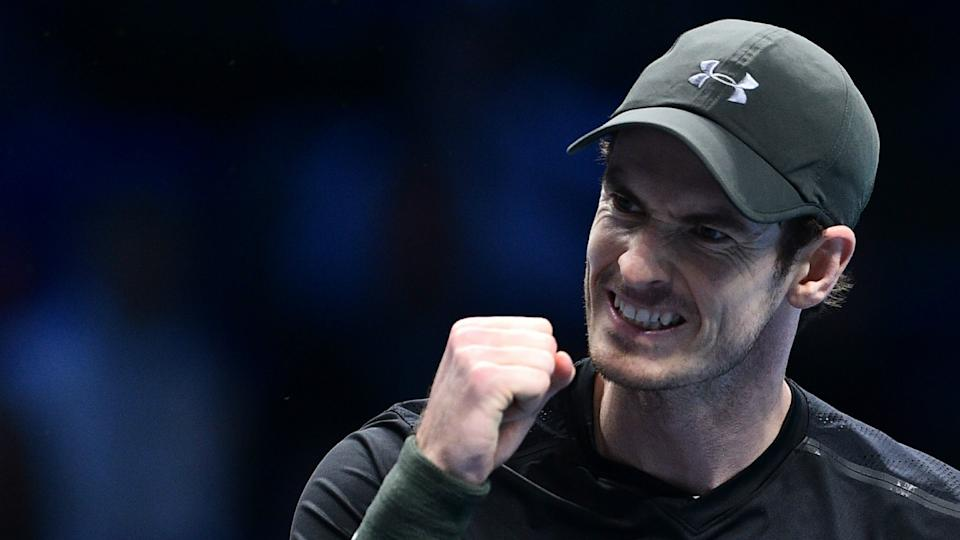 Murray wins World Tour Finals to end 2016 as number one