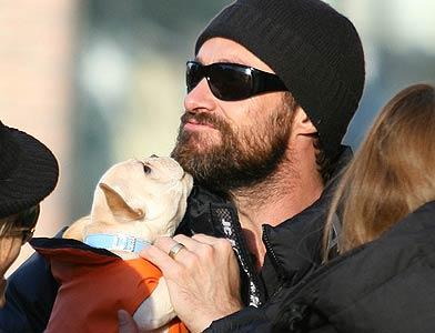 pst Hugh Jackman And Family