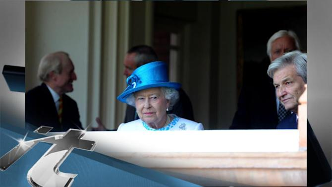 Kate Middleton News Pop: Queen Elizabeth Abruptly Exits Cricket Match, Sparks Rumors That Kate Middleton's in Labor