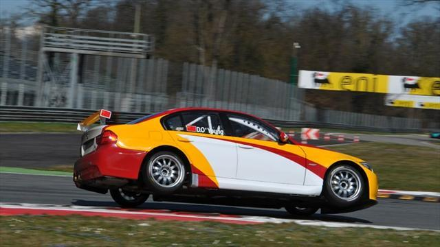 WTCC - Teams line up for final test at Monza