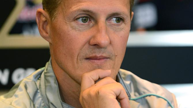 Formula 1 - Doctor: Schumacher coma recovery reports 'almost certainly false'