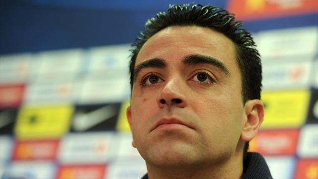 Champions League - Xavi a doubt for PSG clash