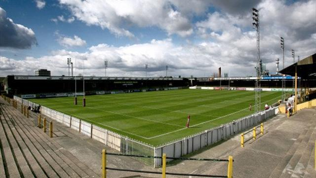 Rugby League - Castleford repair ground to allow friendly to go ahead
