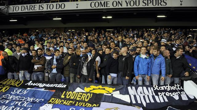 UEFA opens case against Lazio after racism claims