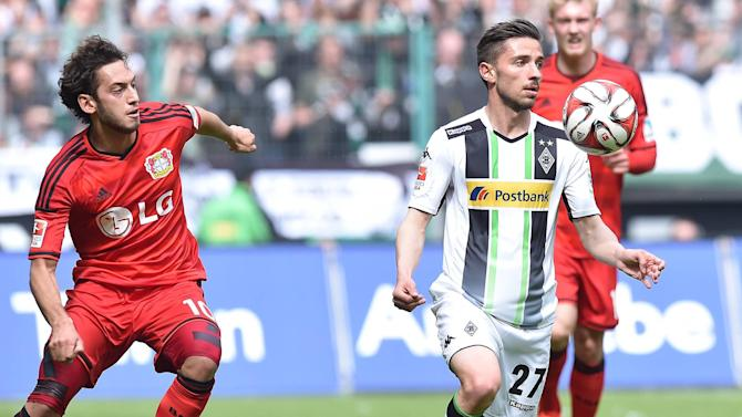 Video: Borussia M gladbach vs Bayer Leverkusen