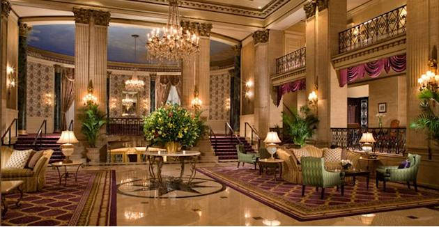 Worlds most haunted hotels