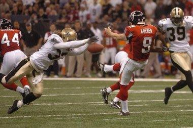 Bar none, Steve Gleason's block vs. Falcons greatest ...