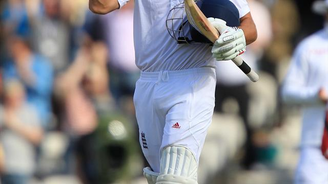 Cricket - Cook: India win as good as Ashes triumph