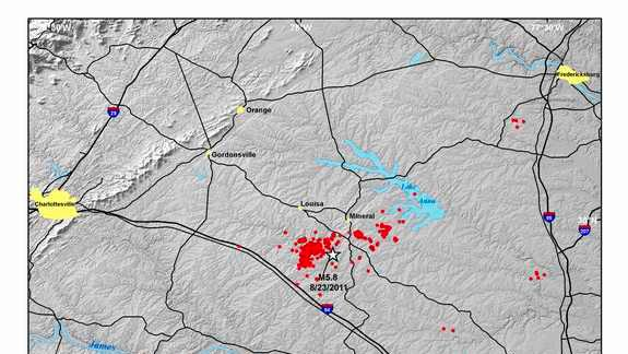 Earthquake Weather? Hurricane Irene May Have Triggered Tiny Temblors