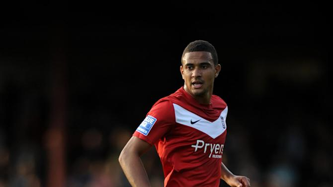 James Meredith joined Bradford City from York