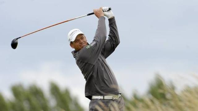 Golf - Van der Walt takes Saint Omer lead
