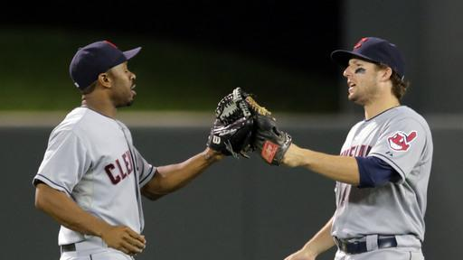 Gomes, Holt rally Indians in 7-5 win over Twins