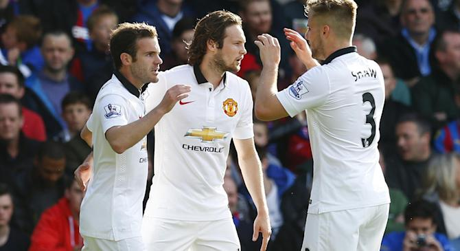 Video: Crystal Palace vs Manchester United