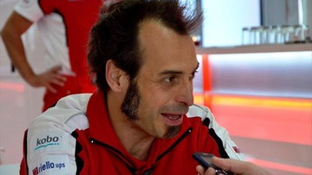Motorcycling - Rossi poaches Guareschi to lead new Moto3 team