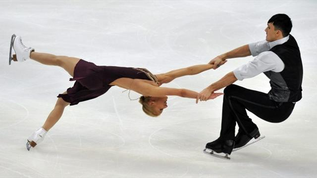 Figure Skating - Volosozhar and Trankov retain European pairs title