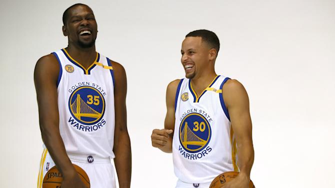 Five reasons the Warriors might actually blow it and not win NBA championship