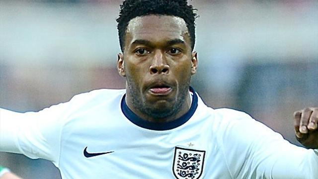 World Cup - Sturridge hails 'legend' Gerrard