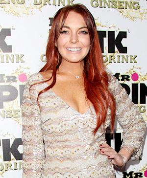 """Lindsay Lohan: My New Hair Is """"the Wrong Color"""""""