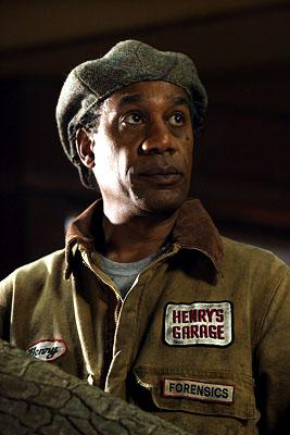 "Joe Morton as Henry Deacon Sci-Fi's ""Eureka"" Eureka"