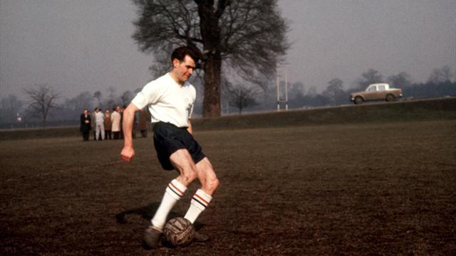World Cup - 1966 squad member Connelly dies