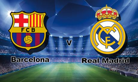Barcelona v Real Madrid (Spain Cup final): LIVE