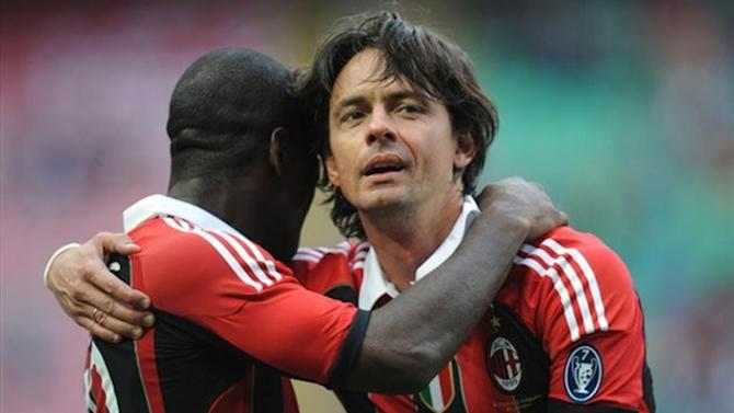 Serie A - Seedorf sacked as Milan boss, replaced by Inzaghi