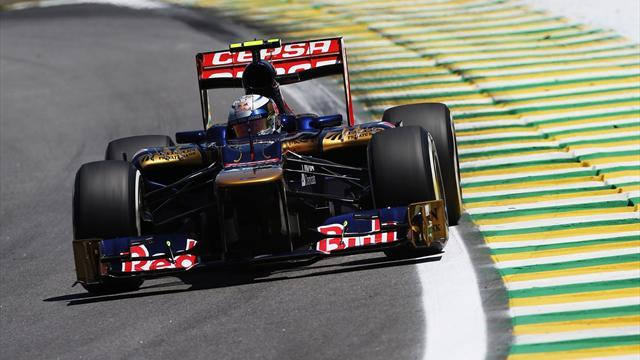Formula 1 - Toro Rosso planning switch to Renault