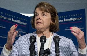 FILE - In this Sept. 5, 2013 file photo, Senate Intelligence…