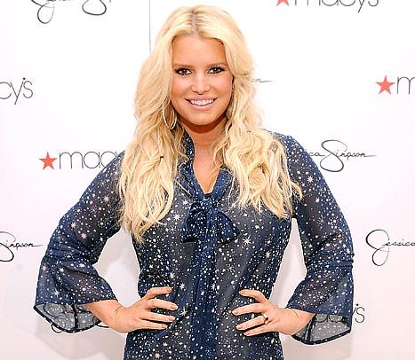 "Pregnant Jessica Simpson: ""Everything Happens for a Reason"""