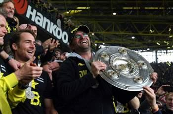 It will not be easy for Dortmund to win third straight Bundesliga title, says Klopp
