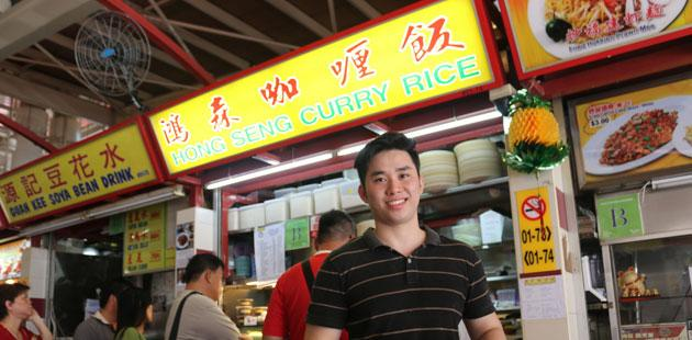 Hong Seng Curry Rice: Ditching Finance Degree for Curry