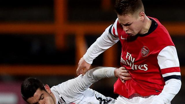 Premier League - Arsenal youngster banned over racist abuse