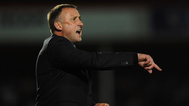 Football - Yates demands belief from Cheltenham