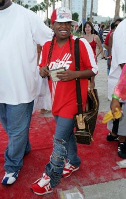 Premiere: Missy Elliott at the Miami premiere of Lions Gate's The Cookout - 8/28/2004