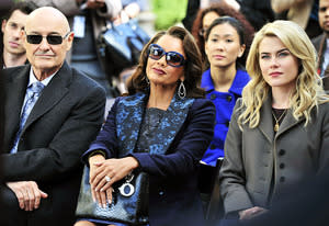 Terry O'Quinn, Vanessa Williams and Rachael Taylor | Photo Credits: Michael Parmelee/ABC