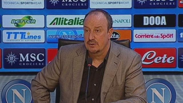 Serie A - Benitez hopes for 'long' Napoli stay