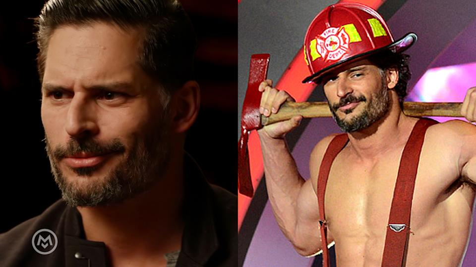 Magic Mike's Joe Manganiello, Stripper with a Heart of Gold - Speakeasy