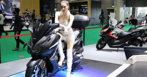 速報/第41屆泰國曼谷國際車展實況特輯!GIRLS篇