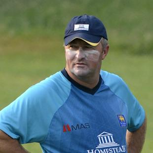 Farbrace is England's assistant coach