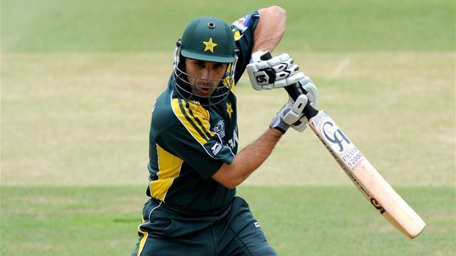 Cricket - Ramiz: Pakistan's loss to Zimbabwe is 'shameful'