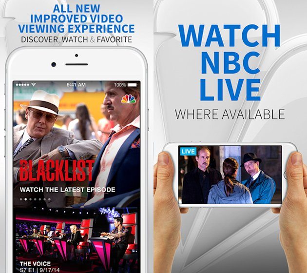 Stream TV shows live from NBC's official app on your phone ...