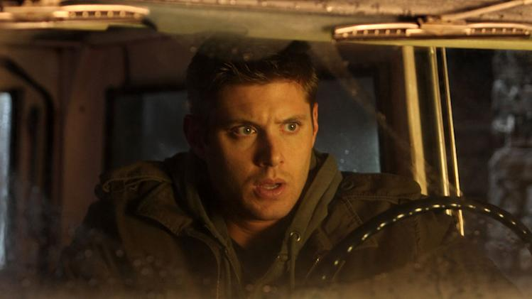 Jensen Ackles My Bloody Valentine 3-D Production Stills Lionsgate 2009
