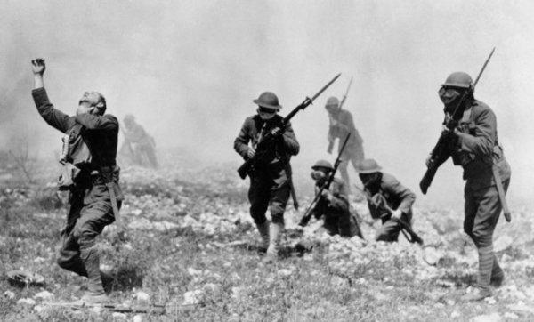 A brief history of chemical warfare - Yahoo News