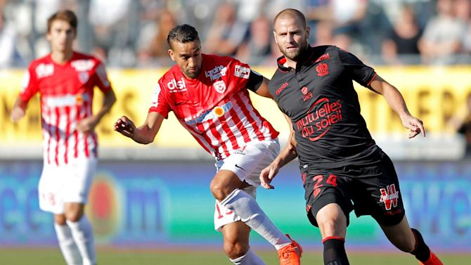 Football Soccer - Nancy v Nice - French Ligue 1