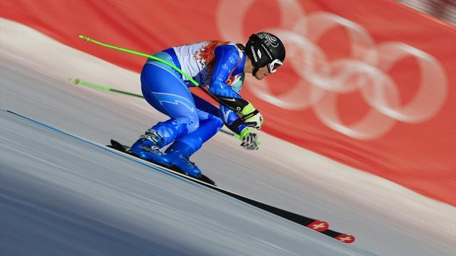 Alpine Skiing - Maze claims gold number two in giant slalom