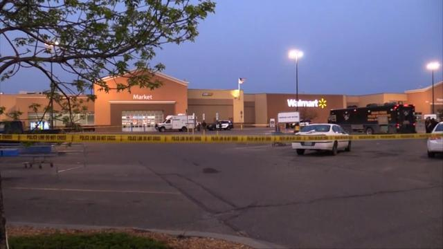 Two dead, one wounded in shooting at North Dakota Walmart