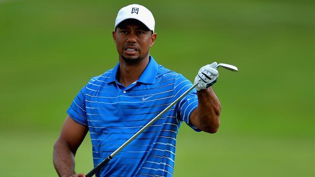 Golf - Palmer expects Tiger to be a force in future majors
